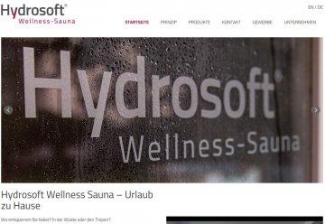 Miniaturbild zu Projekt Hydrosoft Wellness