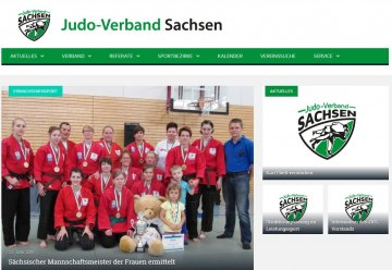 Miniaturbild zu Projekt Judoverband Sachsen