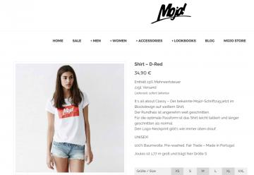 Miniaturbild zu Projekt Neuer Shop-Look für Mojo Snowboarding