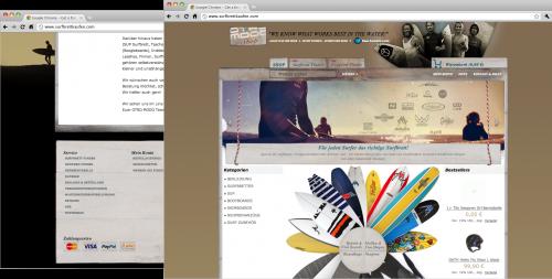 Diese Seite enthält detaillierte Informationen über das Projekt: OTRO MODO Shop