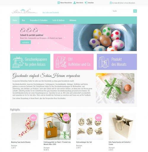 Diese Seite enthält detaillierte Informationen über das Projekt: SchönHerum