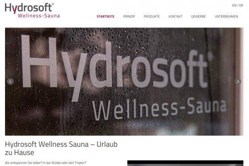 Diese Seite enthält detaillierte Informationen über das Projekt: Hydrosoft Wellness
