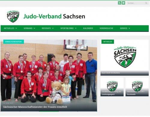 Diese Seite enthält detaillierte Informationen über das Projekt: Judoverband Sachsen