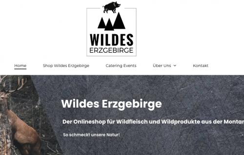 Diese Seite enthält detaillierte Informationen über das Projekt: Wildes Erzgebirge
