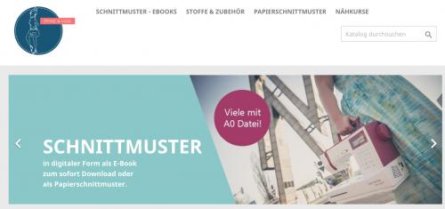 Diese Seite enthält detaillierte Informationen über das Projekt: Print4Kids – Der Stoffladen in Leipzig