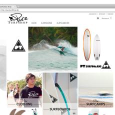 Diesen Artikel lesen: Wellenreiten gefällig? – Eröffnung des Puresurfcamps Onlineshops
