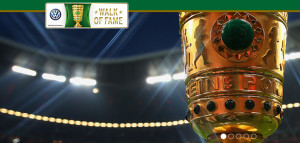 DFB-Pokal-Walk of Fame-Ansicht